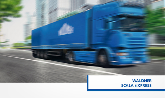 Waldner Truck
